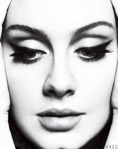 Adele.. nothing compares, no worries or cares, regrets and mistakes, they're memories made