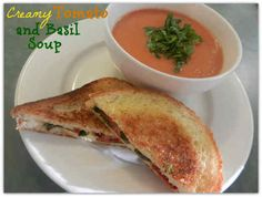 Creamy Tomato Basil Soup - Slow Cooker Recipe - Hope Comerford's Blog - Rochester-Rochester Hills, MI Patch