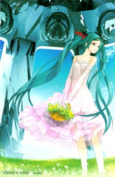 hatsune miku (vocaloid and world is mine (vocaloid)) drawn by redjuice - Danbooru C Anime, Kawaii Anime, Anime Girls, Zelda Twilight Princess, Cute Anime Pics, Hatsune Miku, Animation, Drawings, Illustration