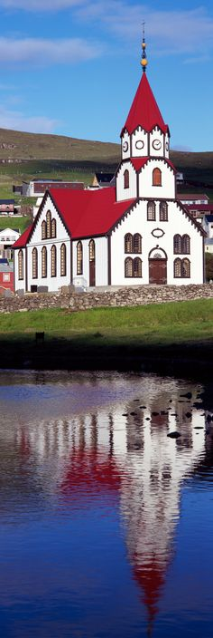 Faroe Islands, Church