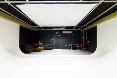 Studio 2 is an white or green screen film studio available for hire. Screen Film, Film Studio, Studio Ideas, Filmmaking, Studios, London, Cinema, London England