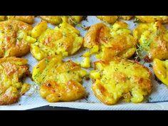 Batata Potato, Kitchen Recipes, Cooking Recipes, Empanadas, Potato Recipes, Tapas, Cauliflower, Shrimp, Side Dishes