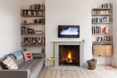 Islington Flat by Architecture for London