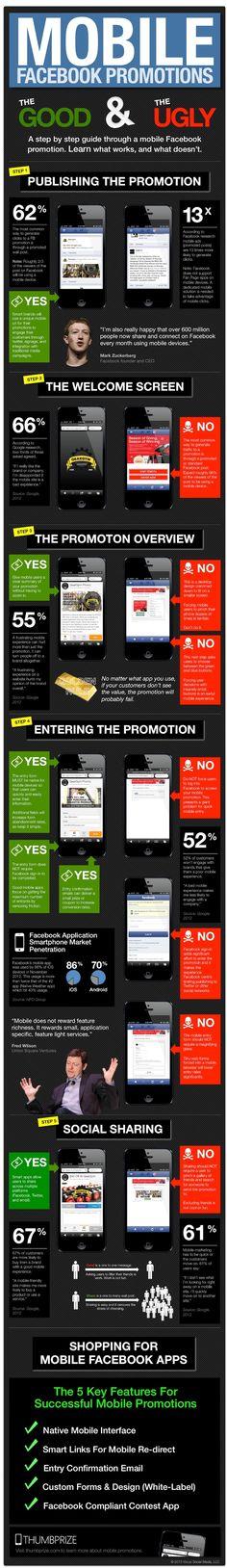 Mobile Facebook Promotion