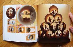 Autor: Anastassia Elias. | Estilo: Dioramas. |Creaciones miniatura en rollos de papel