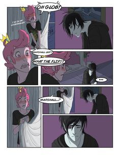 Pg4 I Never Said You Had To Be Perfect... by Hootsweets on deviantART