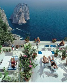 slim aarons amalfi - Google Search