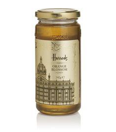 HARRODS Orange Blossom Honey (340g)