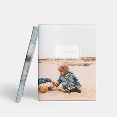 Custom gifts for mom: Custom hardcover photo book at artifact uprising