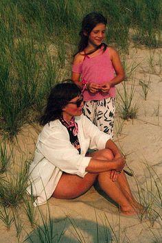 Francesca DiMattio with her mother, Tamara.