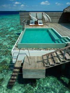 Dusit Thani Maldives Resort in Baa Atoll