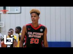 Shaq's Son Shareef O'Neal is a Two-Way Player! 6'8 15 Year Old! - YouTube