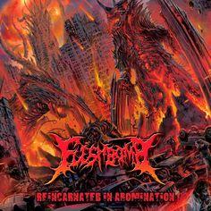 GERATHRASH - extreme metal: Fleshbomb - Reincarnated In Abomination (2014) | B...