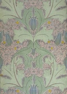 VICTORIAN SCROLL LIGHT GREEN CROWN MOULD YELLOW FLECK BACK Wallpaper bordeR Wall