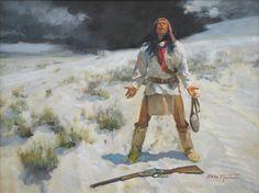 The Last Prayer by Carl Hantman  kp