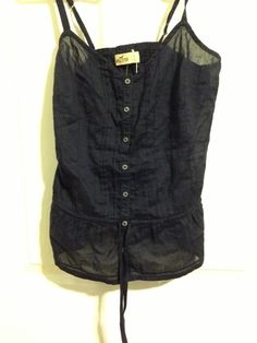 Hollister top size small