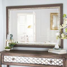 Driftwood Framed Mirror, 30x42 in. | Kirklands