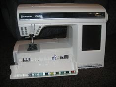Husqvarna Viking Designer 1 USB Embroidery/Sewing Machine for Sale