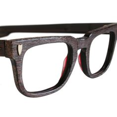 Vintage 50s Mens Redwood Eyeglasses