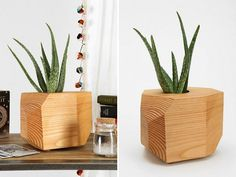 Wood Meets Geometric Design In One Of Today's Top Trends.2015 TREND: Wood. www.houseandleisure.co.za