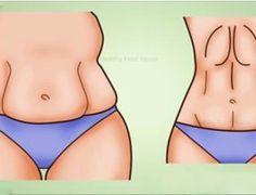 Faça isto por apenas 6 minutos todos os dias e você vai ver a gordura da sua barriga sumir - Receitas e Dicas