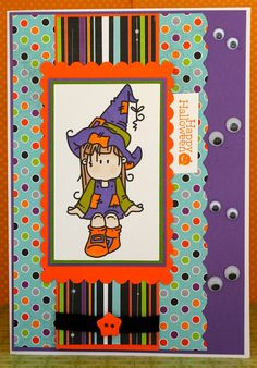 Katie Skilton Design: Little Witch...