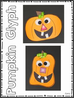 pumpkin patch palooza and a freebie - Halloween Glyphs