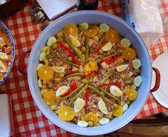 ensalada veraniega