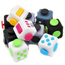 Fidget Cube Squeeze Fun Stress Reliever Adult Toy Puzzle Toys 11 Colors Magic Cubes And Box TM0061♦️ SMS - F A S H I O N 💢👉🏿 http://www.sms.hr/products/fidget-cube-squeeze-fun-stress-reliever-adult-toy-puzzle-toys-11-colors-magic-cubes-and-box-tm0061/ US $1.80