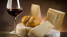 accords-entre-les-fromages-et-les-vins; the marriage of wine and chese