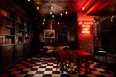 Studio A Signature Projects / Johannesburg, South Africa. Hells Kitchen / Bar…