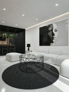 Apartment in Kaunas by IDwhite