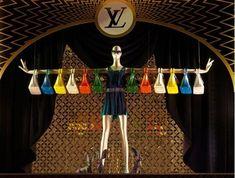 Visual Merchandising for Spring: Louis Vuitton, Las Vegas (15.2.13)