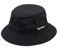 2cea920ce30c6 Extra Off Coupon So Cheap Supreme Bucket Hat Black one size fits all