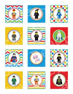 Lego Movie Birthday Party Package Lego Movie Party by EandLdesigns Lego Movie Birthday, Lego Movie Party, Baby 1st Birthday, Lego Sport, Birthday Party Favors, Birthday Parties, Cat Party, Party Fun, Party Ideas