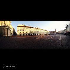 S. Carlo Square - Torino Learn Italian in Turin www.ciaoitaly-turin.com