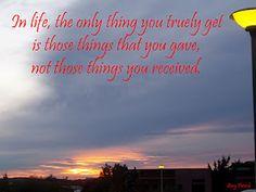 Wonderful Quote