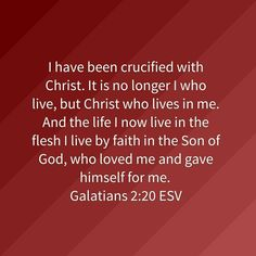 Christ who lives in me