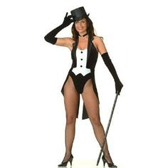 Image result for tuxedo leotard dance