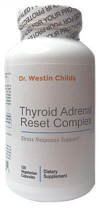 Thyroid adrenal reset complex mini image
