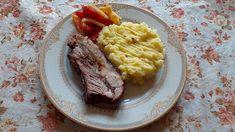 Retete cu margareta cismasiu: Piept de porc dulce-picant la cuptor Carne, Grains, Rice, Pork, Seeds, Laughter, Jim Rice, Korn