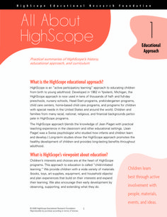 All About HighScope