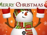 Merry Christmas and Happy New Year 2014 Wishes Latest HD Wallpapers in 1080p !!