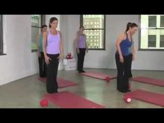 Pure Barre Pershing Square 2 48 min - YouTube