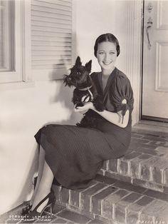 Dorothy Lamour - c.1937