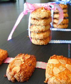 Canela en Rama: Pastas de almendras