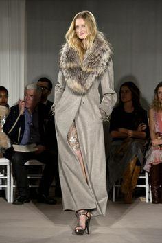 Candice Lake for Alberta Ferretti Demi Couture 2012