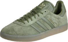 adidas Gazelle shoes olive