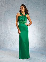 Alfred Angelo Bridesmaids Dress style #7329L