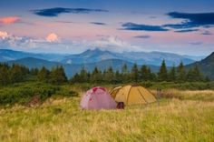Carpathian Mountains, Ukraine - Aug/Sep, 4 Hiking routes out of Osmoloda all between 30-60km.